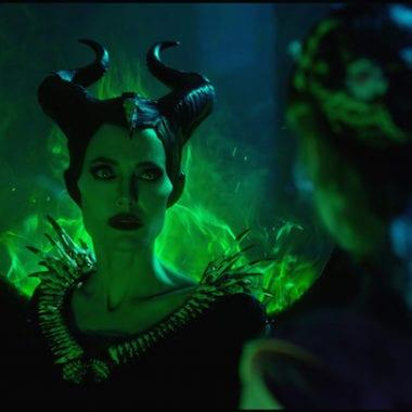 Angelina Jolie is Maleficent Maleficent 2 Still