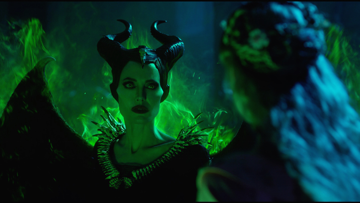 Angelina Jolie is Maleficent Maleficent 2 Still