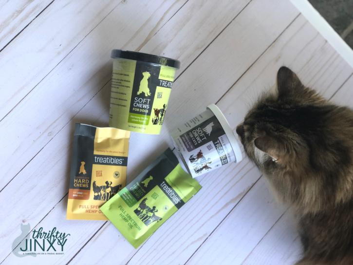 Pet Treats and Cat