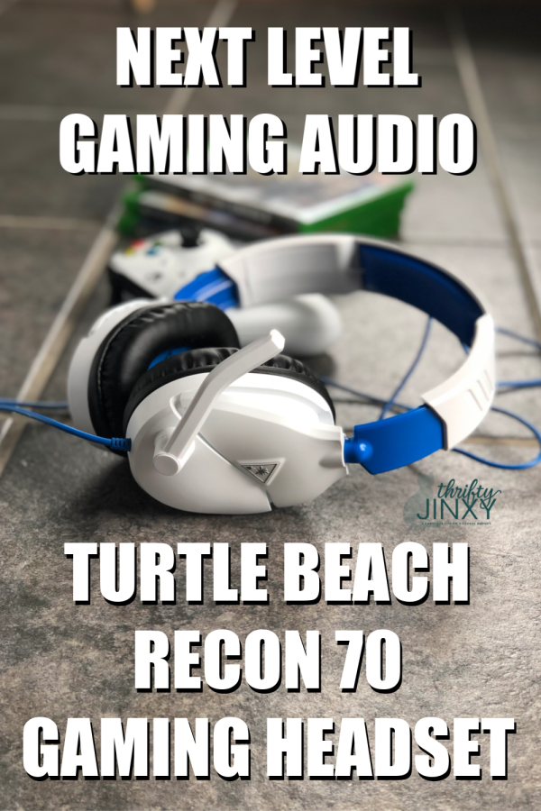Best Gaming Audio with Turtle Beach Recon 70 Gaming Headset