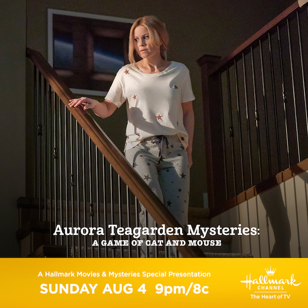 A Game of Cat and Mouse Aurora Teagarden Mysteries