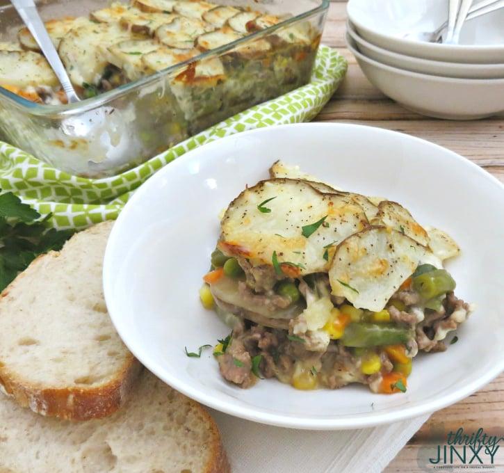 Delicious Layered Shepherd's Pie Recipe