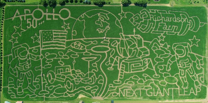 Richardson Adventure Farm Corn Maze