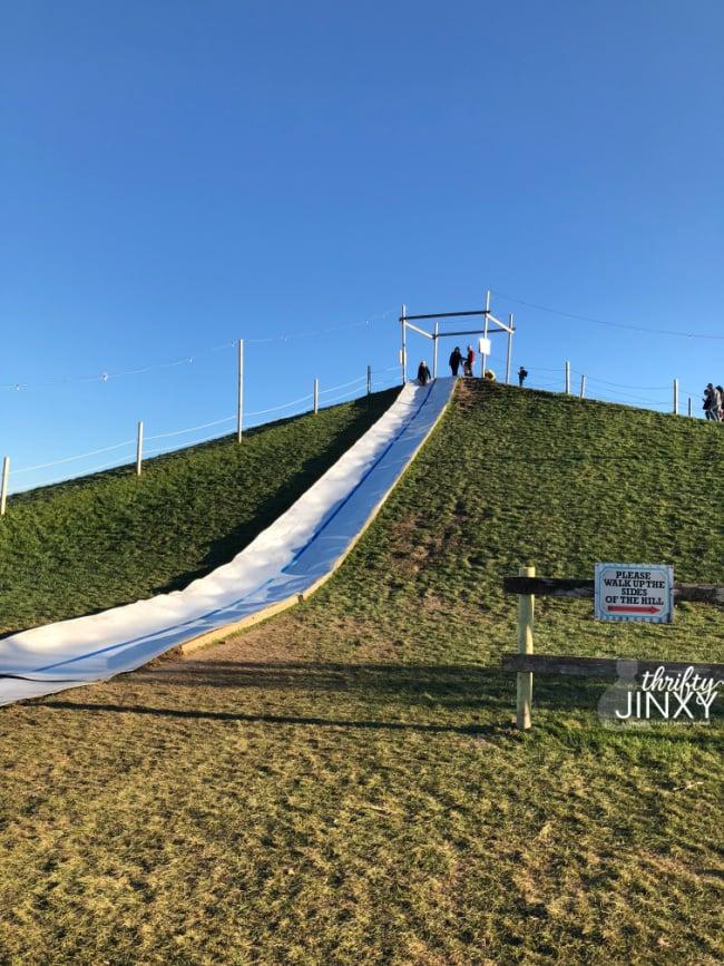 Richardson Adventure Farm Giant Slide