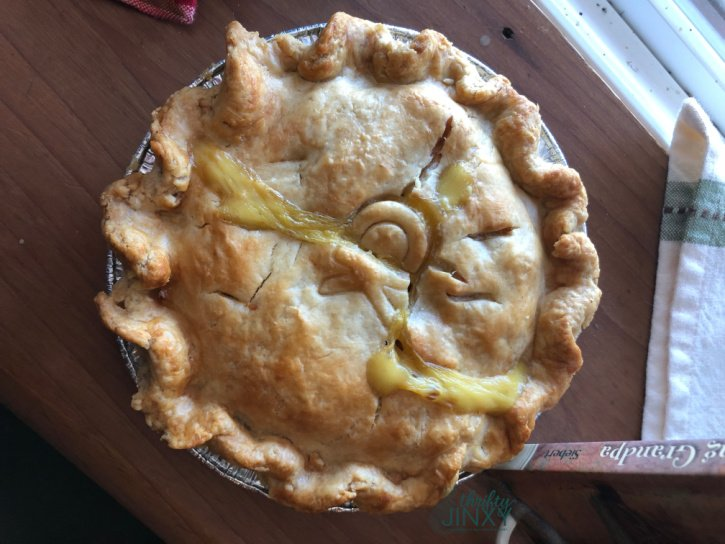 Royal Oak Farm Orchard Chicken Pot Pie