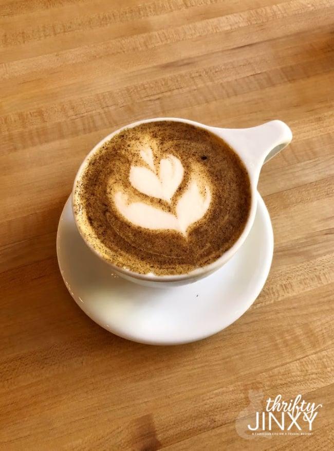 Amateur Coffee Cappucino