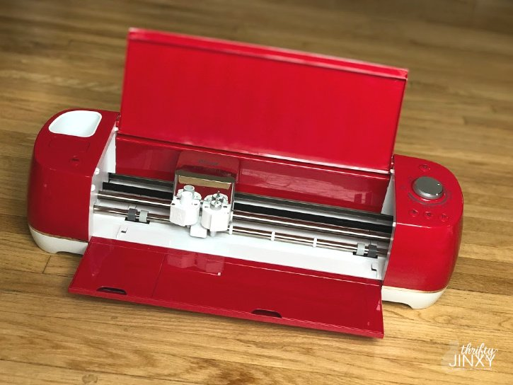 Cricut Explore Air 2 Candy Apple Red Michaels