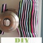 DIY Door Silencer