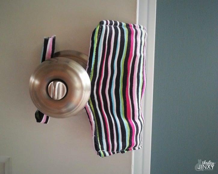 Easy DIY Door Silencer Tutorial