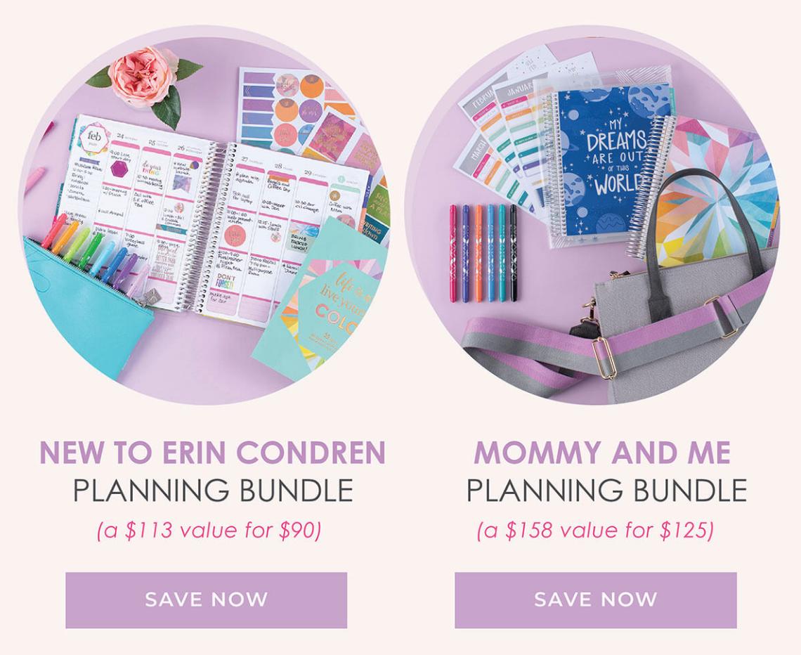 Erin Condren Bundle Sale