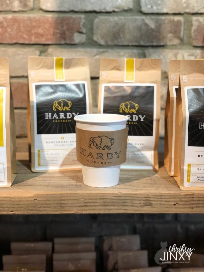 Hardy Coffee Omaha