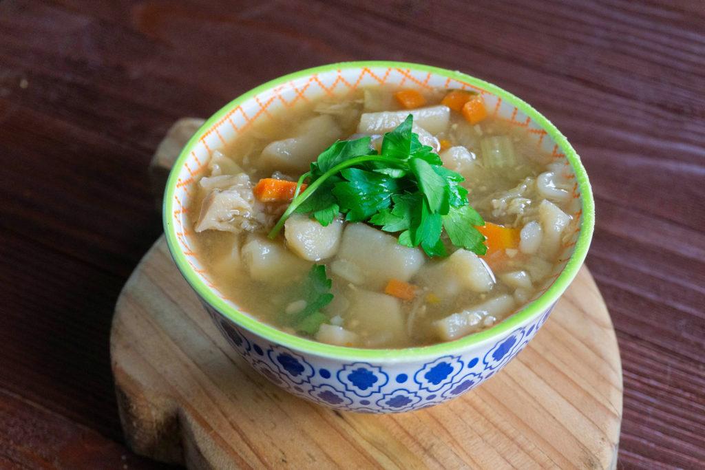 Instant Pot German Potato Soup