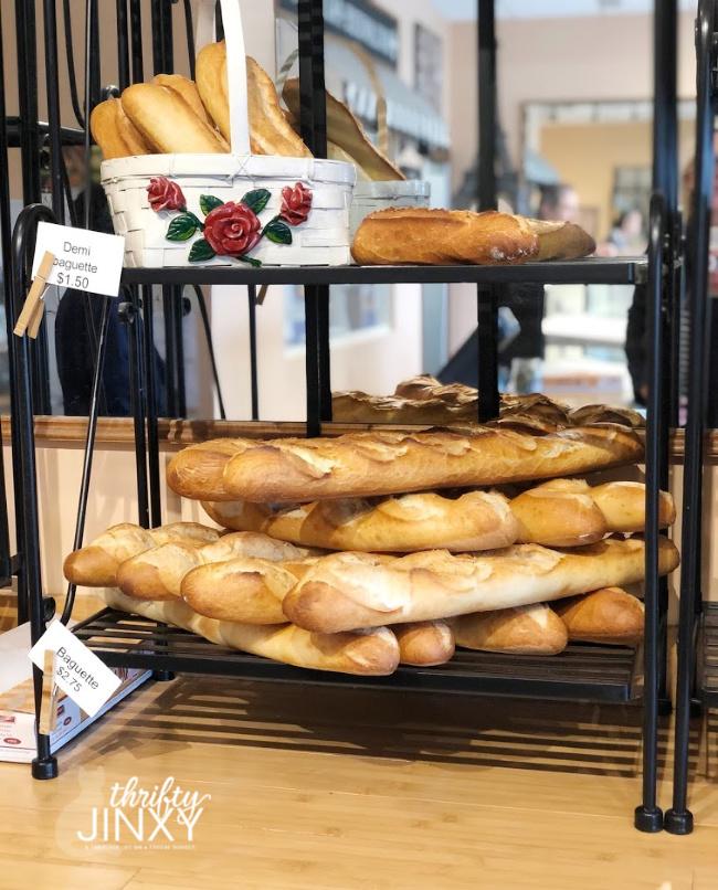 Le Petit Paris Omaha Bread