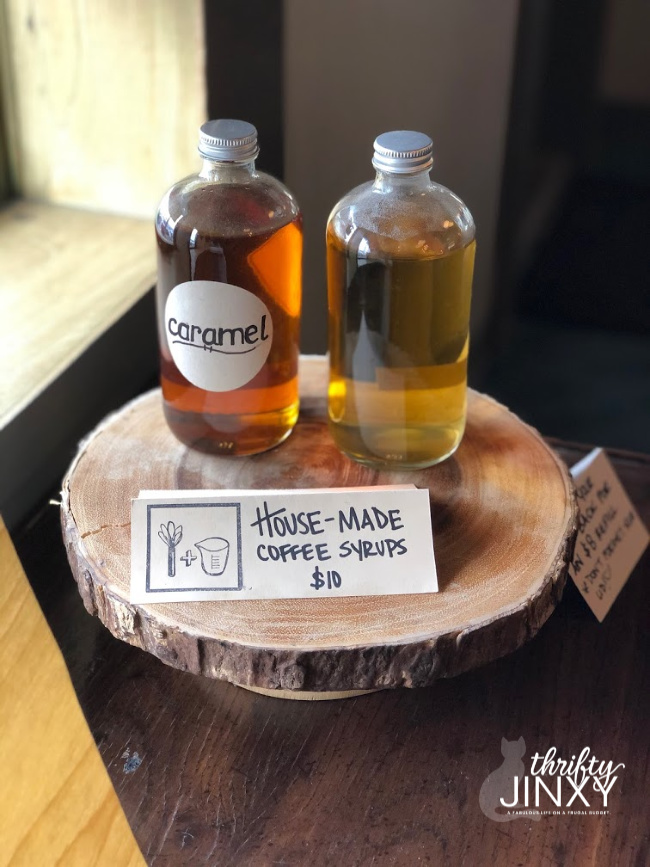Whisk and Measure Homemade Syrups