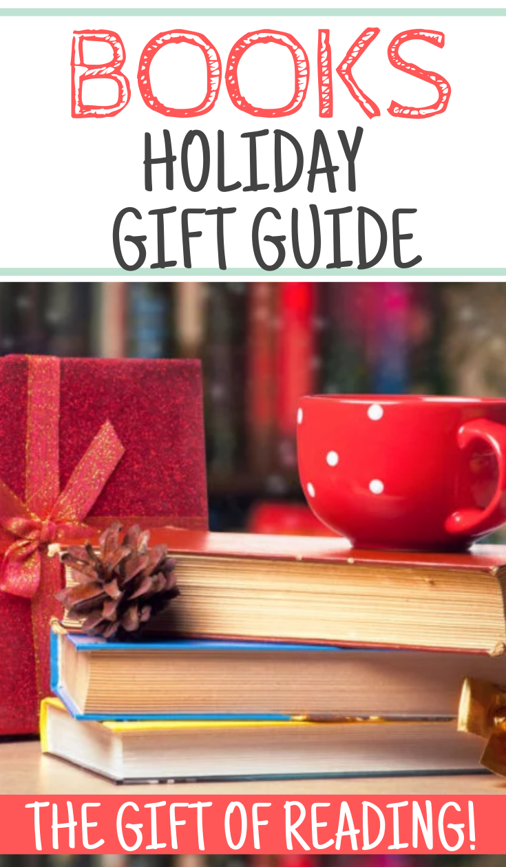 Book Holiday Gift Guide