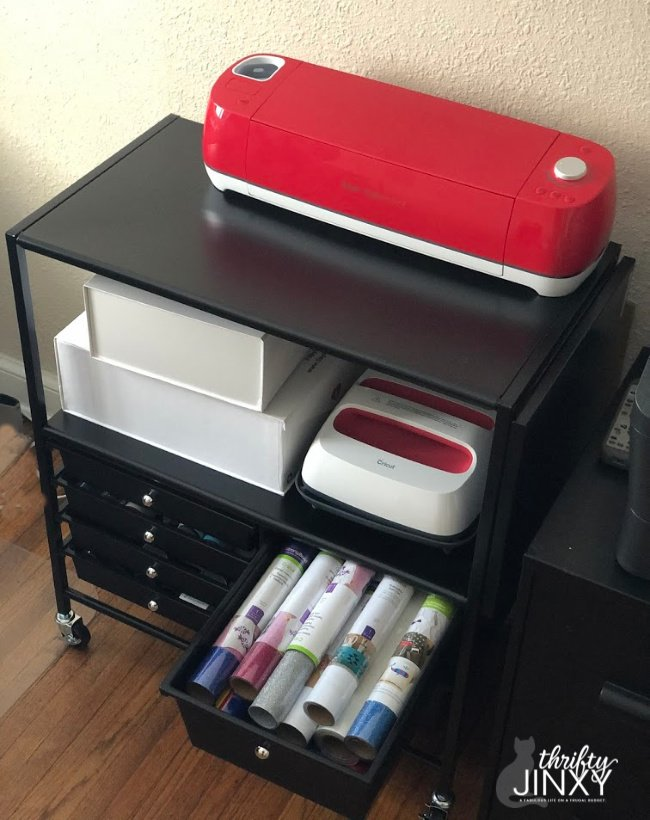 Cricut Cart from Michaels Essex