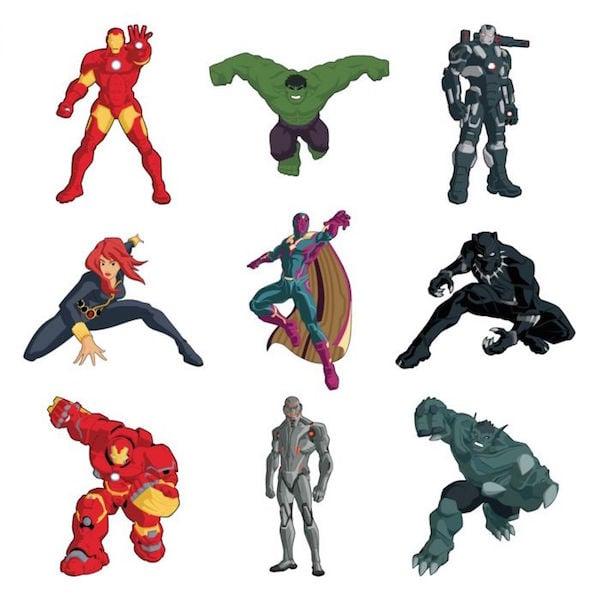Cricut Marvel Avengers