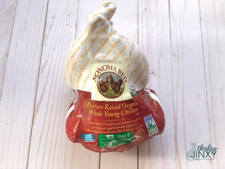 Sonoma Red Whole Chicken