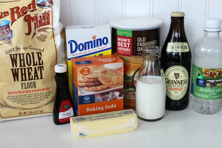Guinness Bread ingredients