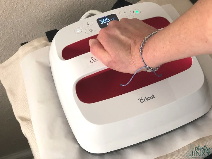 Using EasyPress 2 for Infusible Ink Transfer