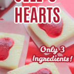Valentine Jello Hearts
