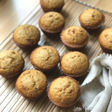 Brown Butter Muffins