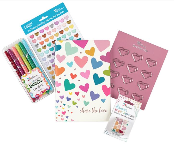 Erin Condren Valentine's Day Bundle