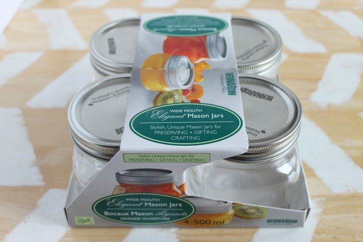 Baby Yoda Mason Jar Bank Craft supplies needed