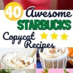 Copycat Starbucks Recipes (1)