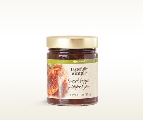 Sweet Pepper Jalapeno Jam