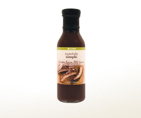 Smoky Bacon BBQ Sauce