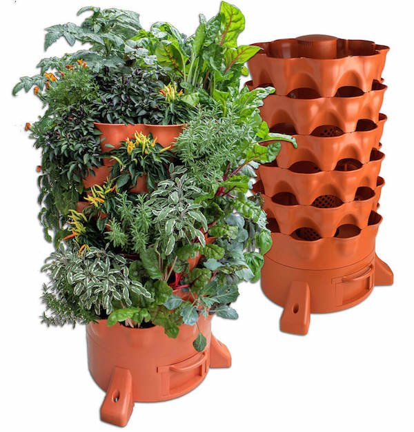 Garden Tower Plant Growing System