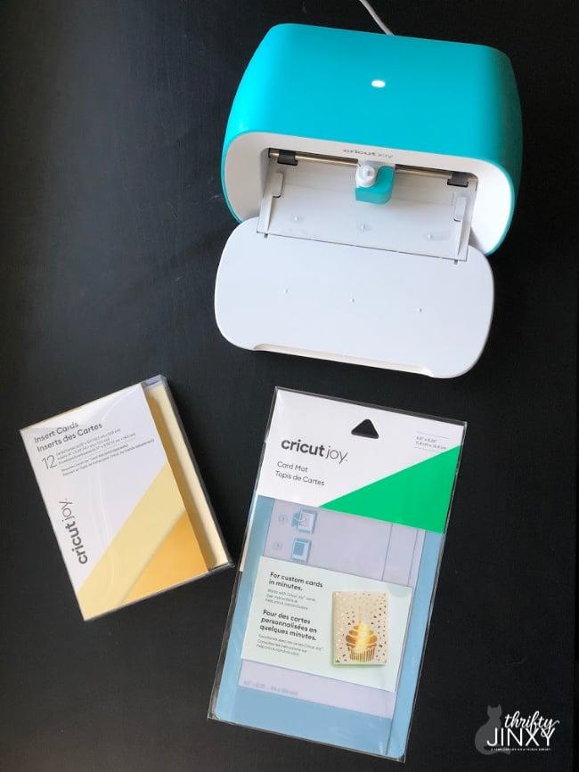 Creating Cricut Joy Cards