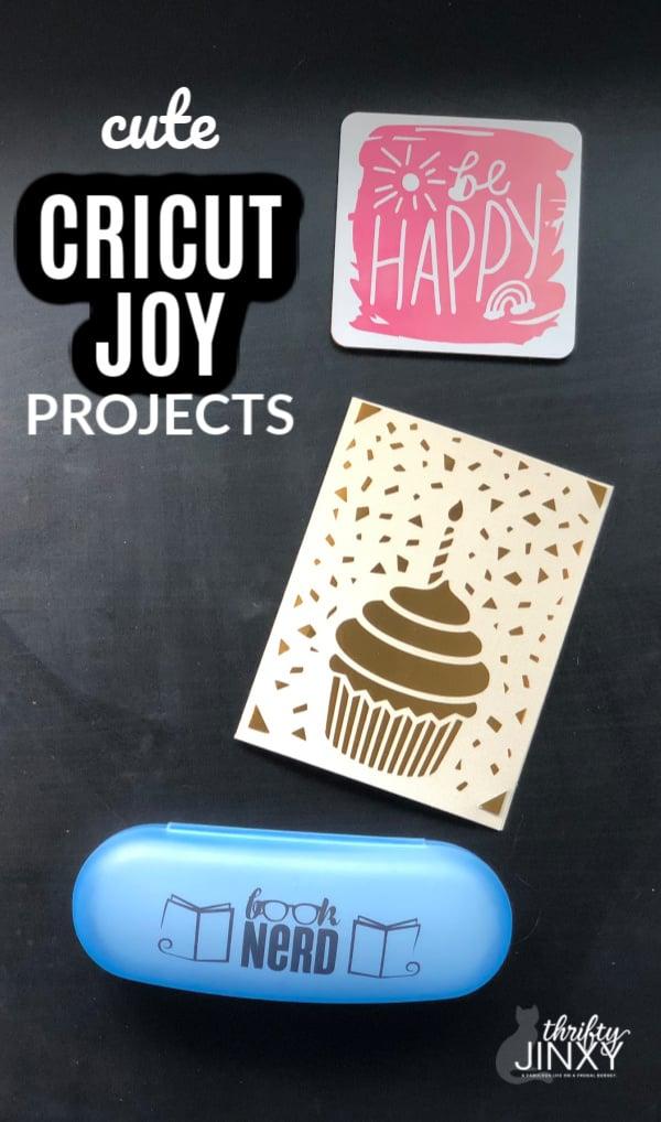 Cricut Joy Gift Ideas
