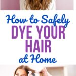 Dying Hair at Home