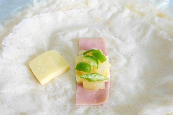 Hawaiian Sandwich Packets