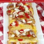 Japanese Condensed Milk Bread Recipe