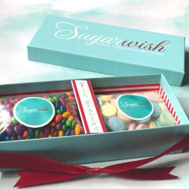 Sugarwish Candy Gift Box