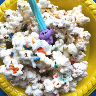 Trolls Popcorn Recipe