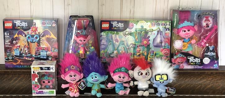 Trolls World Tour Toys