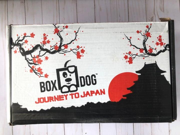 Box Dog Shipping Box