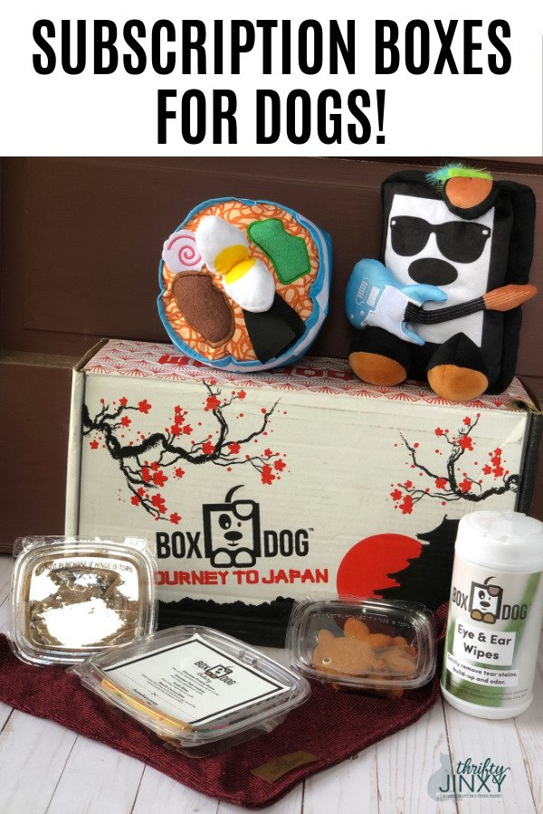 BoxDog Subscription Boxes for Dogs