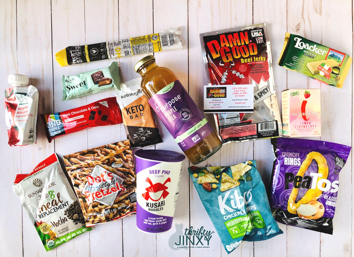 Urthbox Healthy Snacks Subscription Box Review