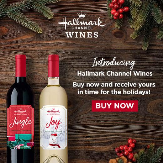 Hallmark Channel Wines Buy Now