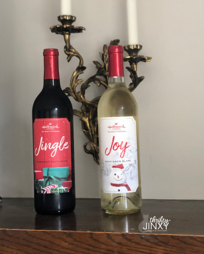 Jingle and Joy Hallmark Channel Wines