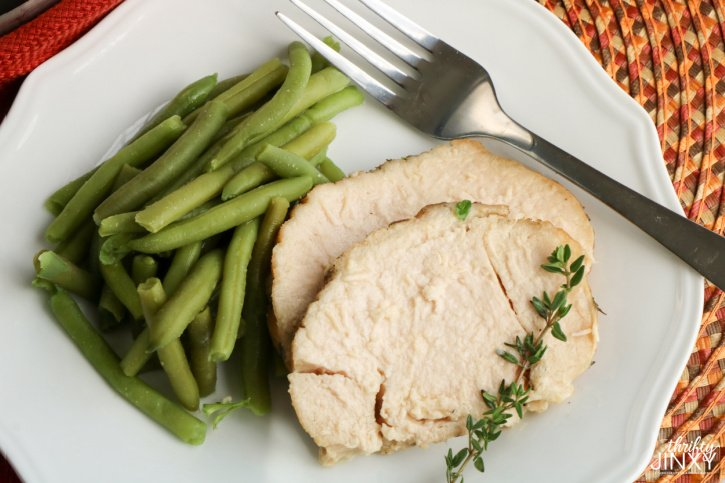 Slow Cooker Turkey Breast Roast Recipe