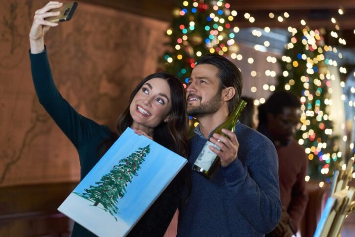 On the 12th Date of Christmas Hallmark Channel