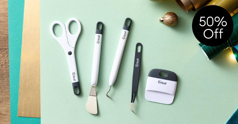 Cricut Tools Accessories Half Off