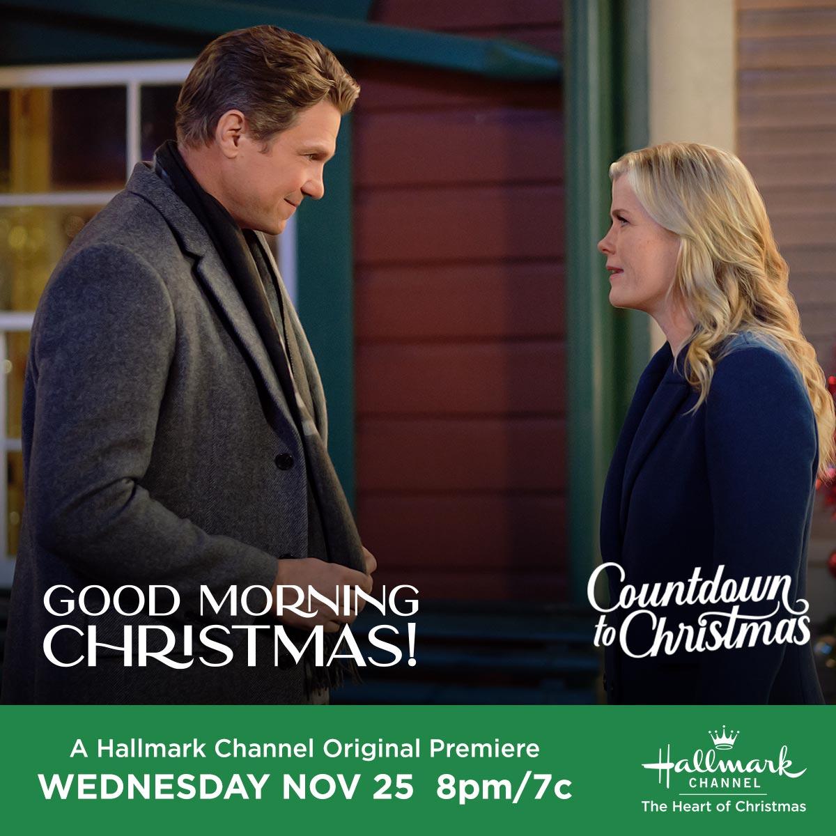 Good Morning Christmas Hallmark Channel