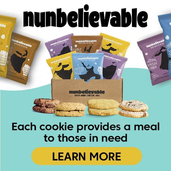 Nunbelievable Cookies